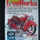 Iron Works Magazine Feb 1999 Harley Motorcycle