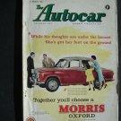 March 21 1958 Autocar Magazine Morirs Oxford
