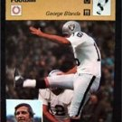 1977-1979 Sportscaster Card Football George Blanda Oakland Raiders 02-04