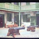New Orleans Louisiana Courtyard & Prison Rooms Cabildo B