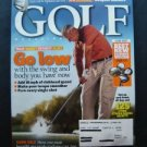Golf Magazine Dec 2005 Cobras Fairway Woods Stroke Saving Secrets