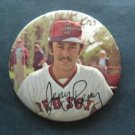 """1970's Boston Red Sox Pin JERRY REMY  3"""" with Facsimilie Autograph"""