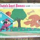 Rare Walt Disney's Pluto's Lost Bones Game 1976 Whitman