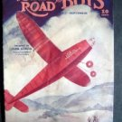 SEP 1940 OPEN ROAD FOR BOYS FLY AVIATION AIRPLANE PLAN