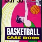 1957-1958 Basketball Case Book Rule Interpretation Booklet 112 Pages