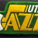 "Utah Jazz Basketball NBA Green Cloth Patch 4 1/4"""