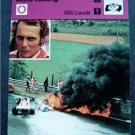 1977-1979 Sportscaster Card Auto Racing Niki Lauda 08-24
