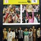 1977-1979 Sportscaster Card Tennis Wimbledon 77-22