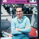 1977-1979 Sportscaster Card Auto Racing Alberto Ascari 04-17