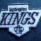 """Los Angeles Kings  NHL Hockey 2 1/2"""" Die Cut  Patch"""