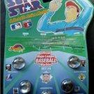 Super Star Collectible Action 5 Marbles Baseball Set # 4 Bonds Raines Sandberg