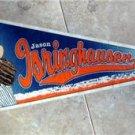 Jason Isringhausen New York Mets Baseball Pennant Wincraft USA # 194