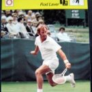 1977-1979 Sportscaster Card Tennis Rod Laver 08-03