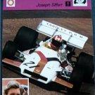 1977-1979 Sportscaster Card Auto Racing Joseph Siffert 11-02