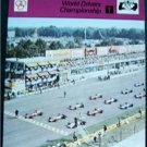 1977-1979 Sportscaster Card Auto Racing World Drivers Championship 07-24