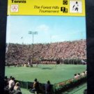 1977-1979 Sportscaster Card Tennis The Forest Hills Tournament 17-22