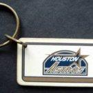 """Houston Astros Plastic Key Chain Tag Express MLB 1993 2 1/4"""""""