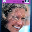 1977-1979 Sportscaster Card Auto Racing Janet Guthrie 18-03