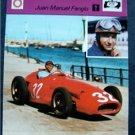 1977-1979 Sportscaster Card Auto Racing Juan Manuel Fangio 08-02