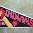 Cleveland Indians Baseball Pennant 1990's Wincraft on cardboard Edition #1