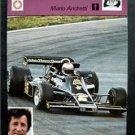 1977-1979 Sportscaster Card Auto Racing Mario Andretti 10-09