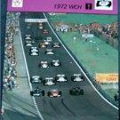 1977-1979 Sportscaster Card Auto Racing World Championship 1972 WCH 19-10