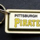 "Pittsburgh Pirates Plastic Key Chain Tag Express MLB 1995 2 1/4"""