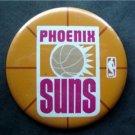 "Phoenix Suns NBA Basketball Pin 3"" Diameter"