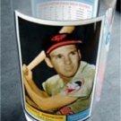 1993 McDonalds Coca Cola Baseball Glass Brooks Robinson
