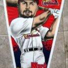 1997 Mark McGwire St Louis Cardinals 58 Home Runs Baseball Pennant Wincraft USA