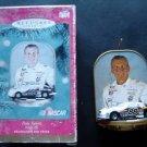 2001 NASCAR Dale Jarrett # 88 Hallmark Keepsake Christmas Ornament Handcrafted