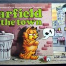 Garfield On the Town Book by Jim Davis 2nd TV Special 1983 Ballantine