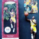 1995 Hallmark Keepsake Ornament  Magic Johnson L A Lakers with Card