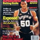 Basketball Betting Guide Preview 1999 Sports Handicapping Services Spurs Cover