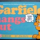 Garfield Hangs Out Book by Jim Davis 19th Book 1990 Ballantine