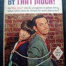 Missed It By That Much ! Book by William Johnston 1966 TV Show Tempo Don Adams