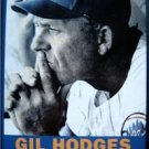 Gil Hodges A Hall of Fame Life Baseball Book by Mort Zachter 2015 Dodgers Mets