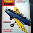 American Modeler Annual Magazine 1965 Planes Boats Cars Photos Plans Diagrams