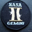 "NASA Gemini 2 Program Swissartex Space Patch 3"" Round"