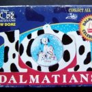 Disney Snow Dome Globe 101 Dalmatians McDonalds 1996 Dalmatian Celebration  MIB