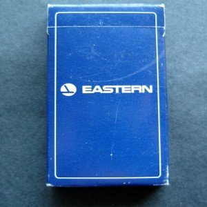 Eastern Airlines Bridge Size Deck Playing Cards in  Box