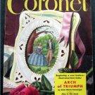 Coronet Magazine February 1947 Thomas Edison Iceland US Capitol Arch of Triumph