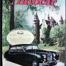 July 15 1955  Autocar Magazine Jaguar  ~Auto Racing  ~ Car Shows ~ Auto Articles