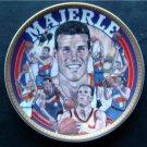 Dan Majerle Phoenix Suns Sports Impressions Mini Plate 1993