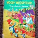 Woody Woodpecker and the Meteor Men Big Little Book Walter Lantz 1967 # 2010