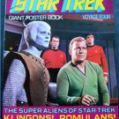 1976 Star Trek Giant Poster Book Voyage Four 4