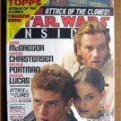 Star Wars Insider Magazine #60 MIP Attack of The Clones  w/ cards