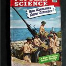 Popular Science OCT 1942 WWII Planes Ships Navigators Big Bombs Mens Interest