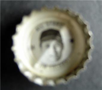 1960's Coke Bottle Cap Baseball MLB All Stars Jim Fregosi LA / California Angels