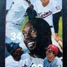 1996 Minnesota Twins Baseball Book Media Guide